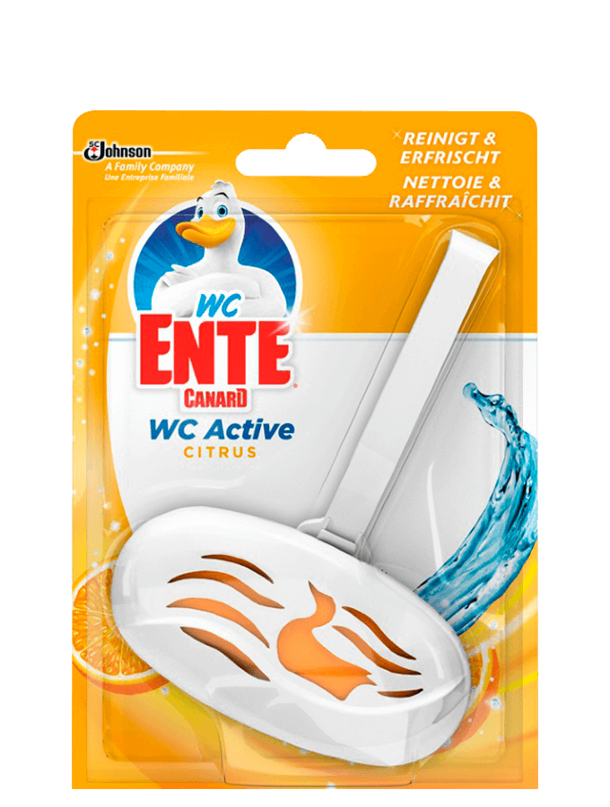 WC-Ente WC-Active 3in1 Citrus